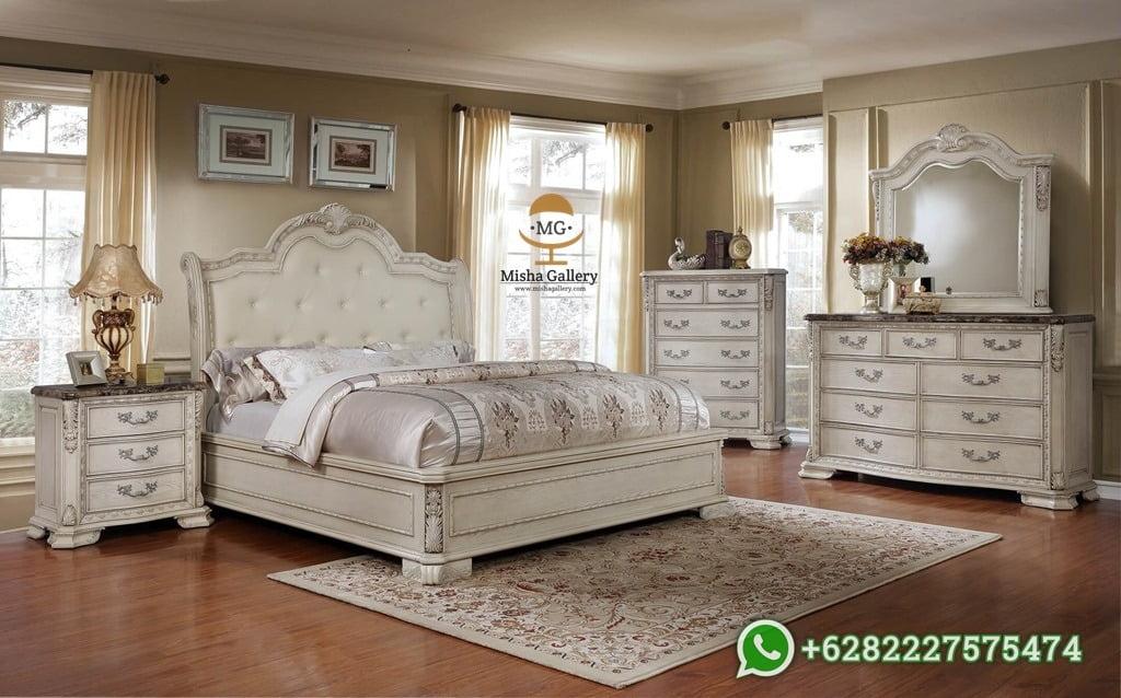 Tempat Tidur Set Florence