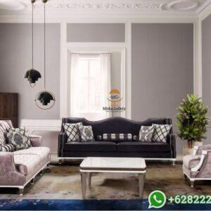Kursi Sofa Tamu Mewah Rosalia