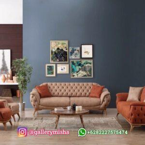 Set Sofa Tamu Chester Selly Terbaru
