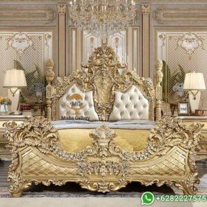 Set Tempat Tidur Racoco Antique