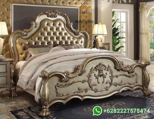 Set Tempat Tidur Mewah Patina