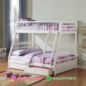 Tempat Tidur Anak Tingkat Joy