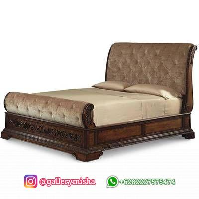 Tempat Tidur Minimalis Sofa Model Eropa