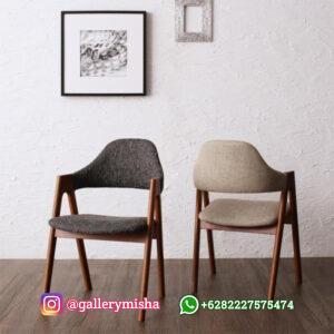 Kursi Cafe Kayu Scandinavian Modern