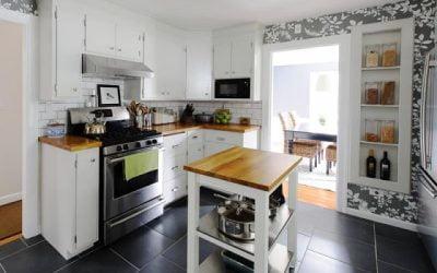15 Ide Dekorasi Dapur Simpel Dan Juga Efektif untuk Hunian Minimalis