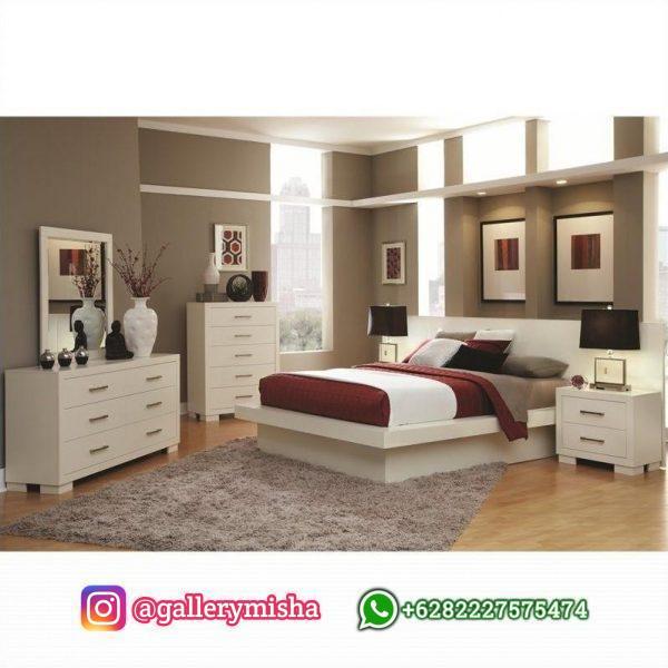 Set Kamar Tempat Tidur Minimalis