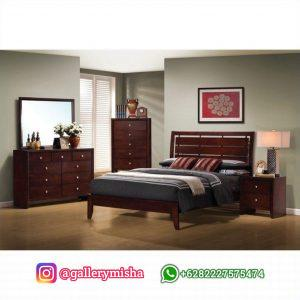 Set Ranjang Tidur Minimalis