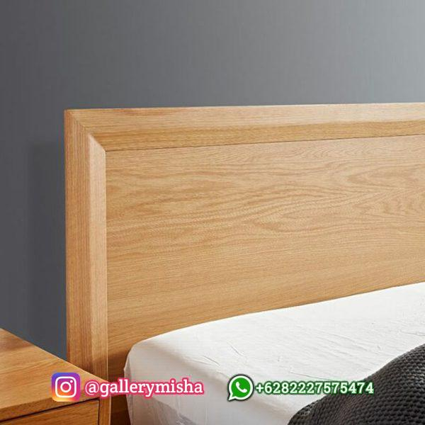 Tempat Tidur Jati Model Minimalis Terbaru