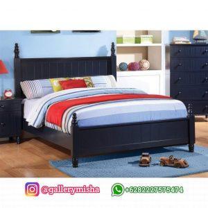 Tempat Tidur Minimalis Desain Kekinian